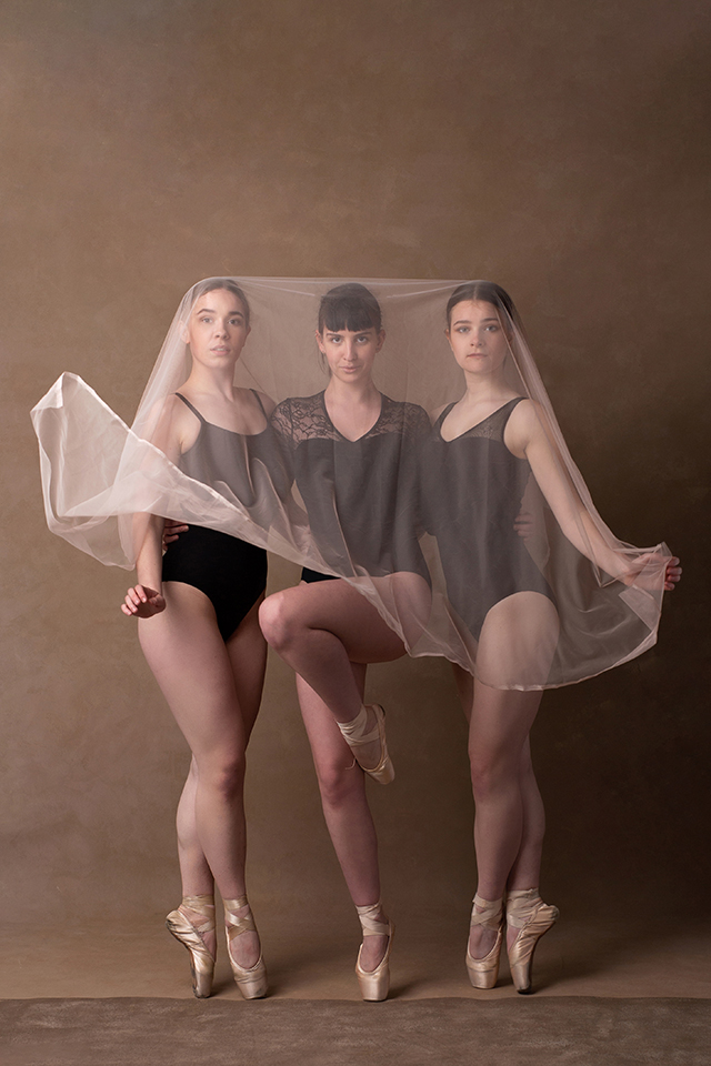 sesja baletowa Kraków