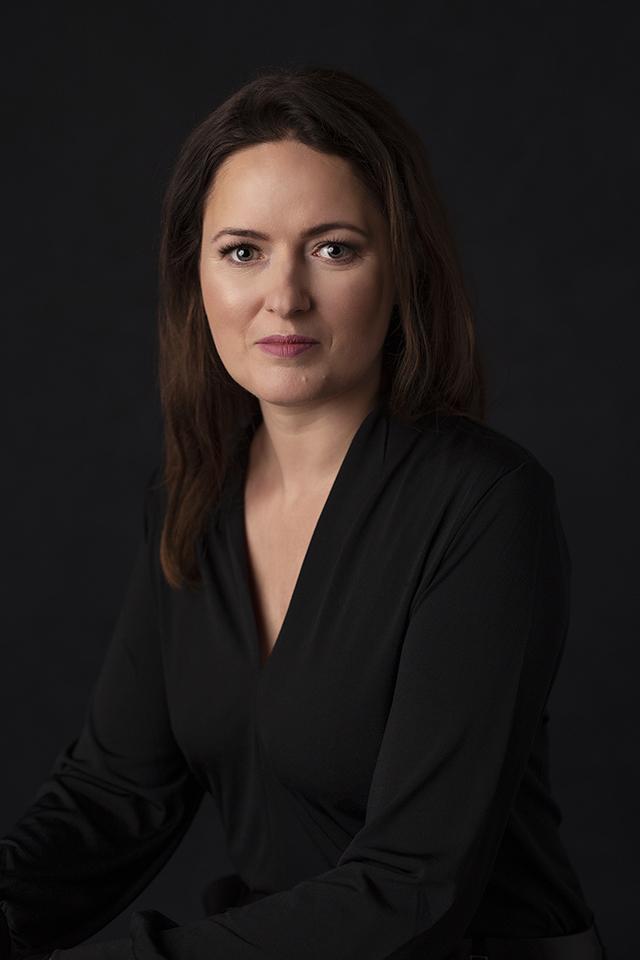 Sesja biznesowa Katarzyna Rudnik - Fotografia portretowa i kobieca